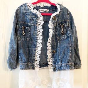 Other - Sz 4T Jean Jacket